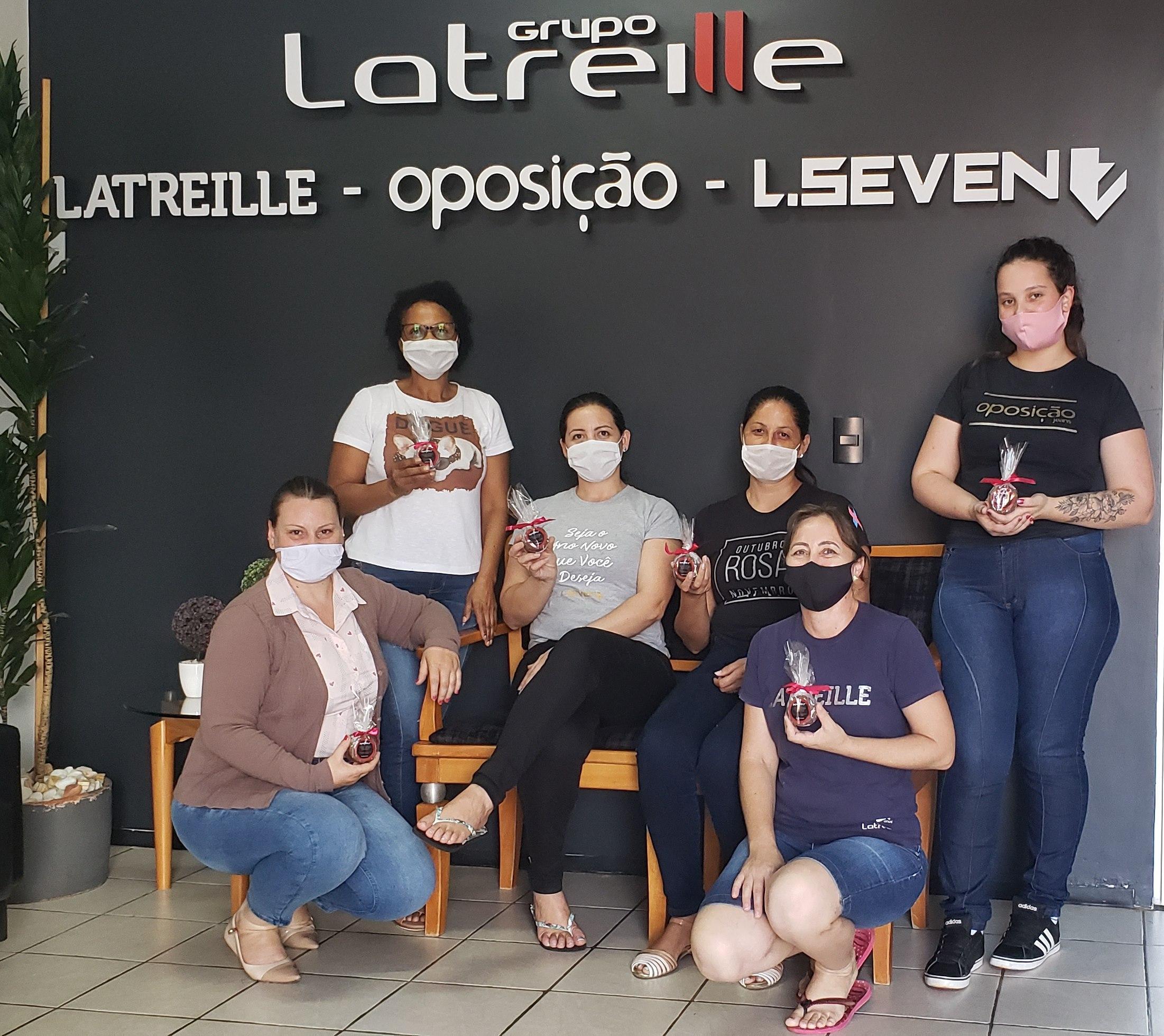 Dia da Mulher Grupo Latreille